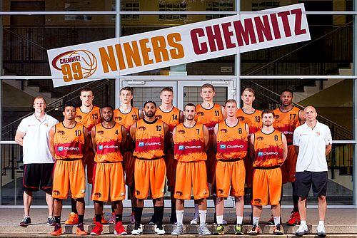 Niners Chemnitz Tickets